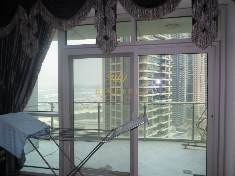 2 Bedroom with Maid At Marina Terrace