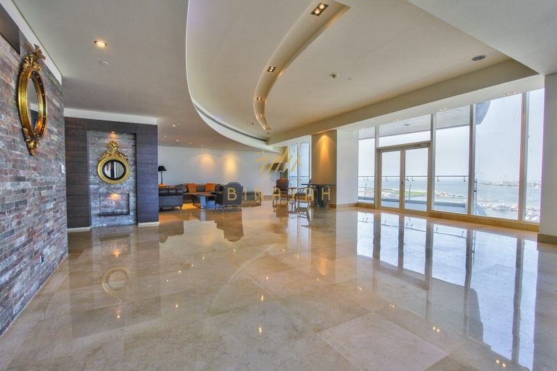 Spectacular View !| 4 + Maid Penthouse