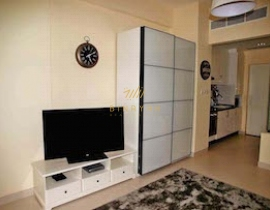 Beautiful and Furnished Studio with Sea View