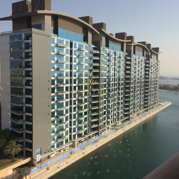 Amazing 2 Bedroom available for Rent in Marina Residence 1