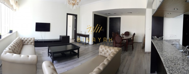 3 Bedrooms Apt |Marina View|Free Chiller