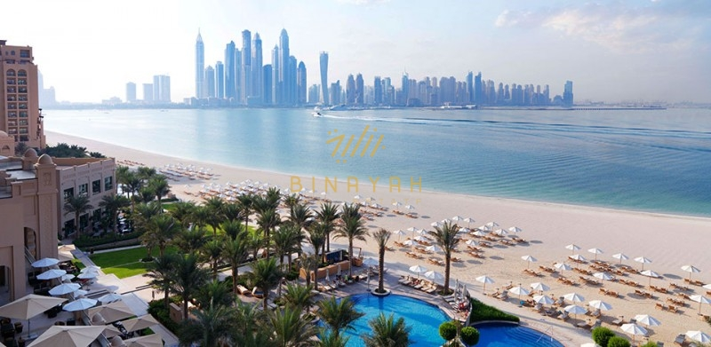 2 Bedroom at Fairmont North wit Sea View
