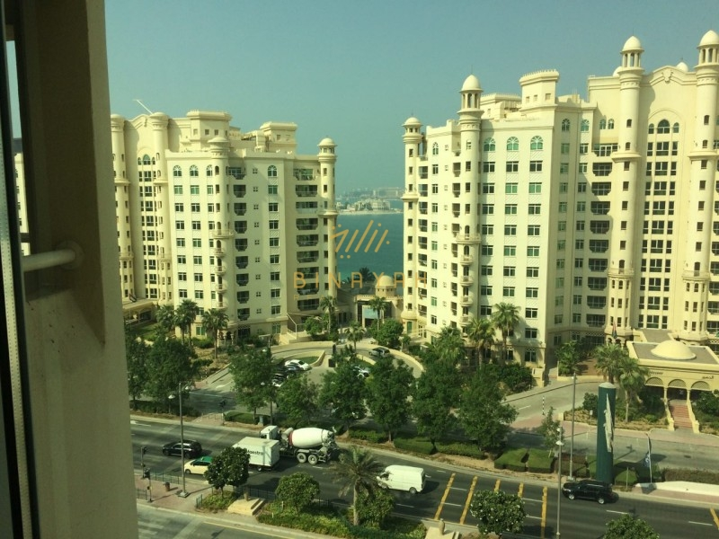 3 Bedroom with Sea view in Shoreline Palm