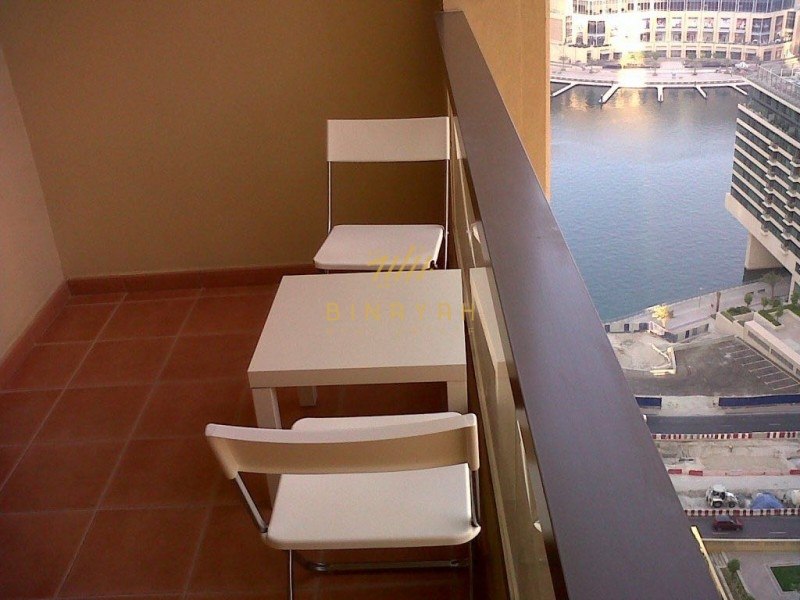 Invest for 120K Rent | 2BR Marina View
