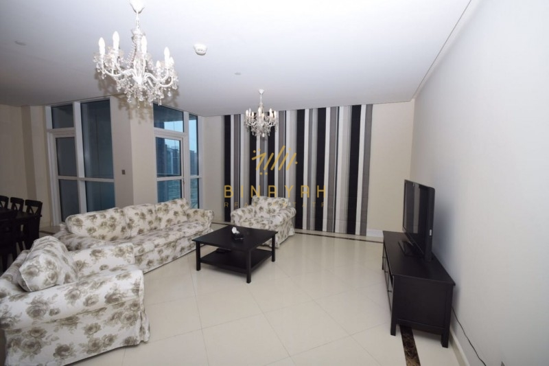 Furnished 2 Bedroom in 23 Marina Brand new