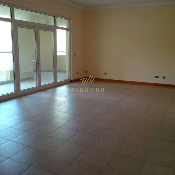 2 Bedroom with Maid Type E in Shoreline, Palm Jumeirah
