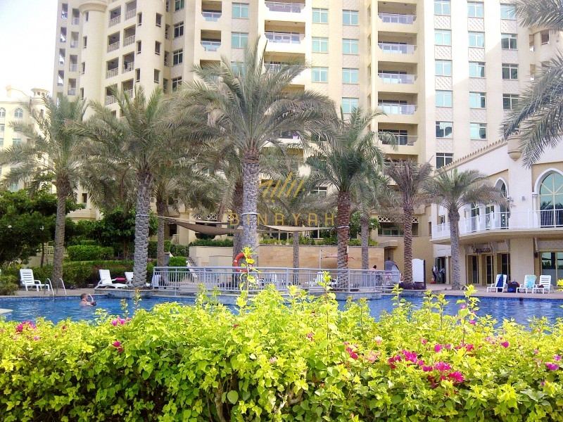 Furnished 2 bedroom full see view