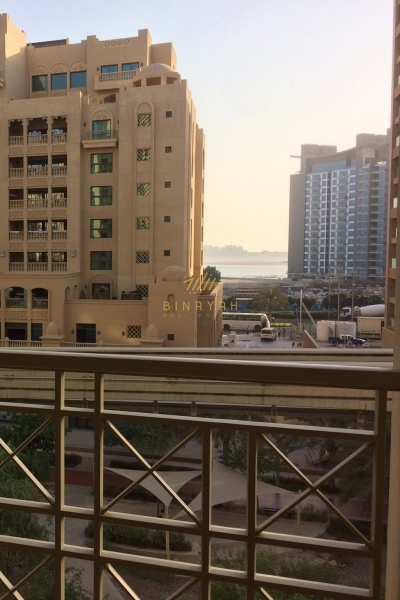 2 Bedroom with maid, Facing to Garden, Shoreline, Palm Jumeirah