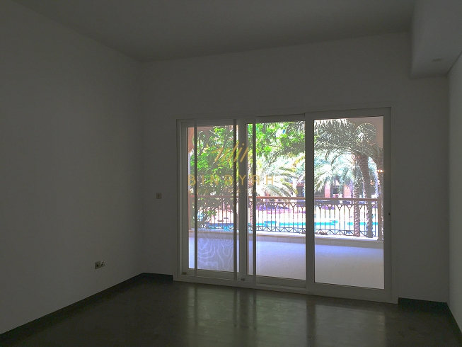 Spacious 3 bedroom with maids room