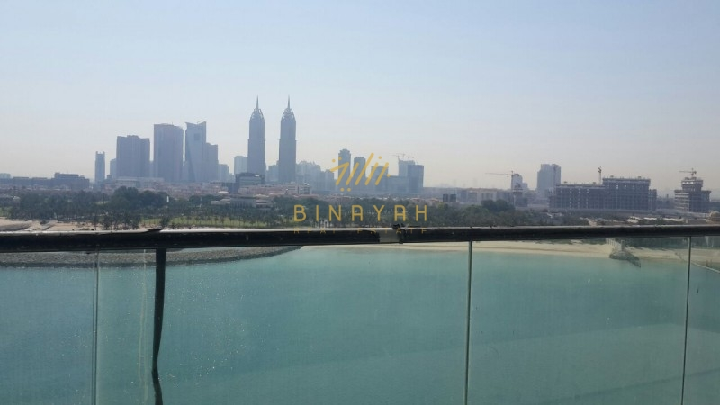 1 Bed in Azure Ponaramic Burj Khalifa View