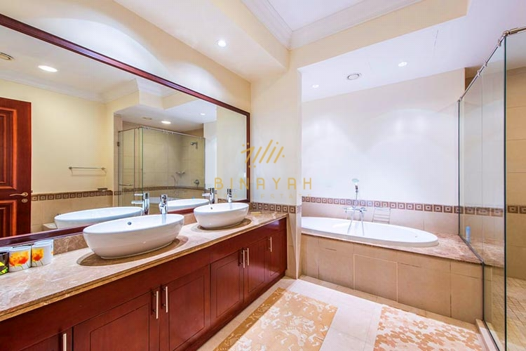 3 Bedroom with maid  in Fairmont Residence