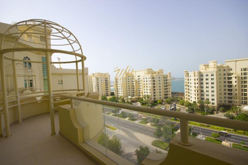 Penthouse Vacant at Shoreline Palm Jumeirah