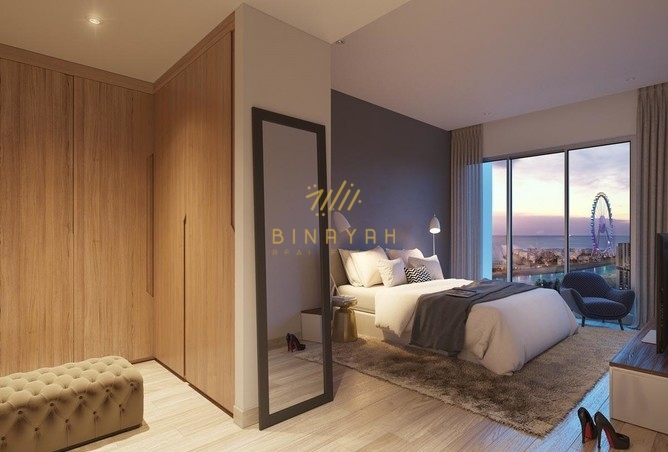 Sea facing 1 Bed on payment plan Dubai Marina