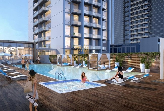 Outstanding 1 bedroom with marina view