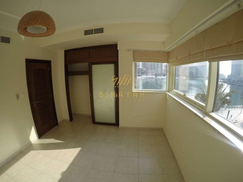 Marina View Villa on Marina Walk|3BR+M G+1|Free Chiller