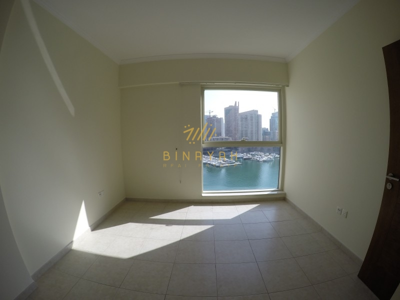 Brilliant Marina Views|Vacant 2BR Apt|Al Sahab Emaar