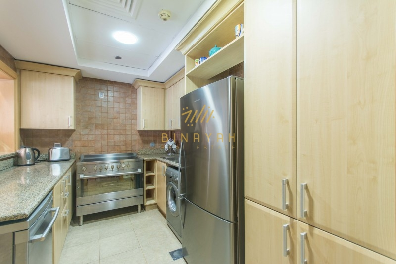 2 Bedroom in Shoreline, Ground Floor, Palm Jumeirah