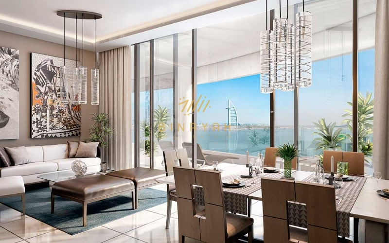 Luxury 1 Bed Seafront at MINA Palm Jumeirah