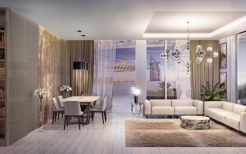2 Bedroom Luxury Apartment on Payment Plan