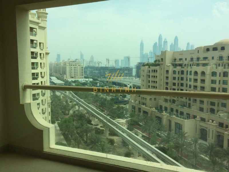 2 Bedroom in High Floor,Park view, Shoreline, Palm Jumeirah