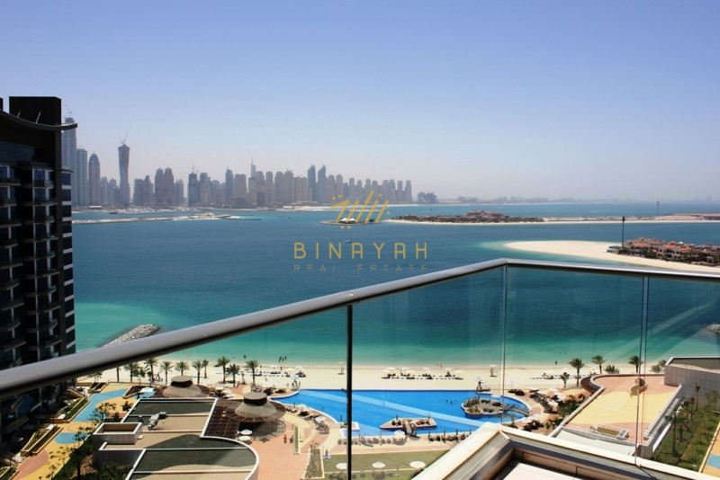 1 Bedroom in High Floor Oceana, Marina view,Palm Jumeirah