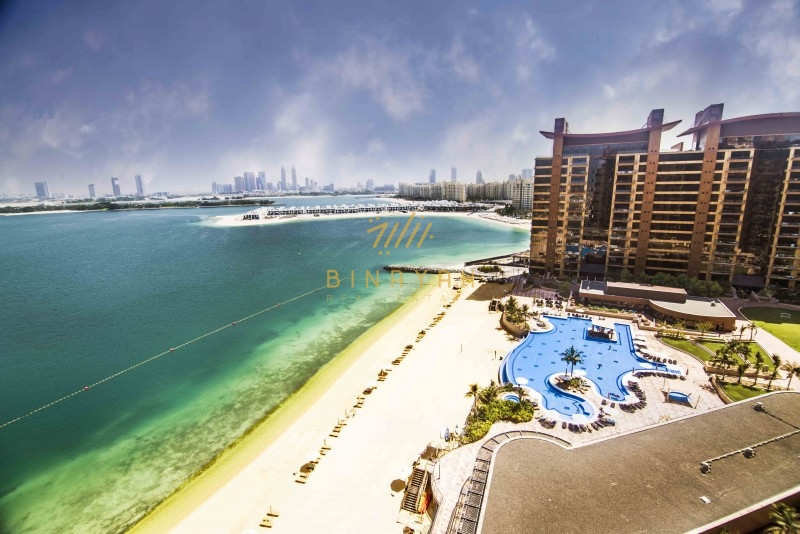 1 Bedroom Apartment For Rent in Tiara Diamond, Palm Jumeirah