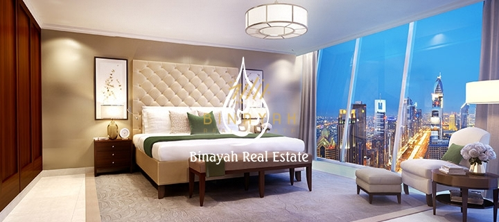 2 Bedroom Apartment For Sale in Burj Vista