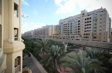 2 Bedroom On High Floor With Park view Available In Shoreline Apartment, Palm Jumeirah