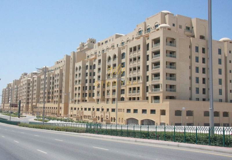 2 Bedroom With Maid in Golden Mile, Park view, Palm Jumeirah