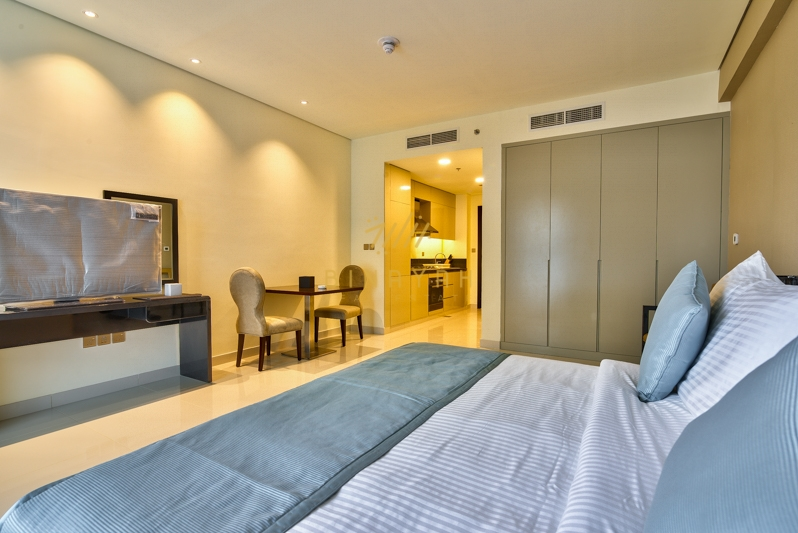 Invest in Dubai - Studio Hotel Apartment for Sale