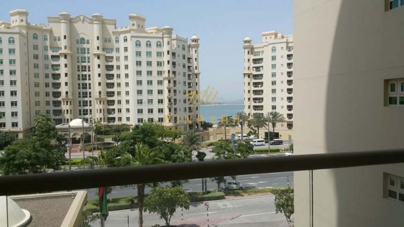 2 Bedroom in Shoreline Road View Palm Jumeirah