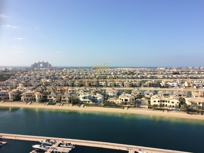 3 Bedroom in Marina Residence High Floor Palm