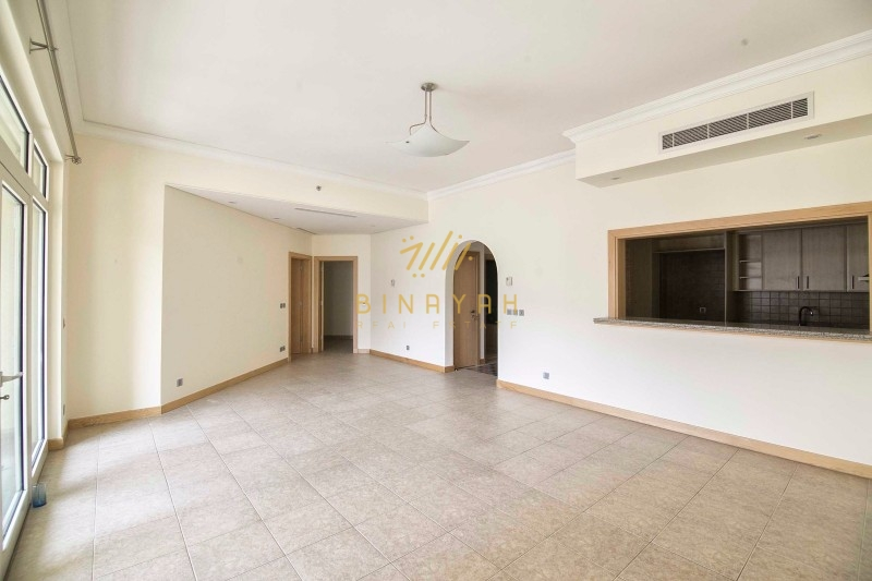 2 BR |Type F | High Floor | Garden View