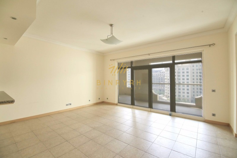2 Bedroom,High Floor,Garden View,Palm Jumeirah