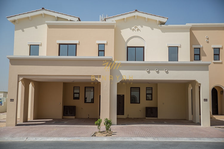 Type 2M 3 Beds with Maids for Rent at Mira-3