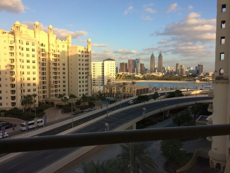 3 Bedroom,Partial Sea View, Palm Jumeirah