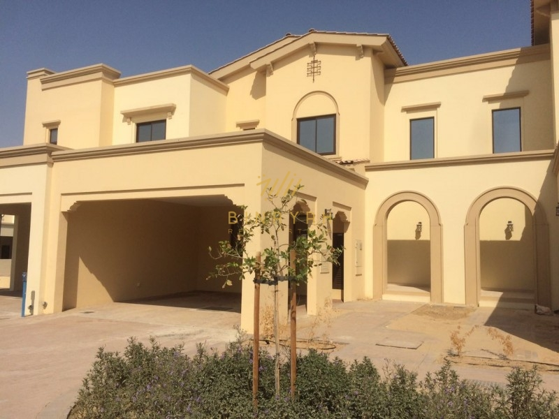Mira Townhouses for Rent Type 2M at Reem