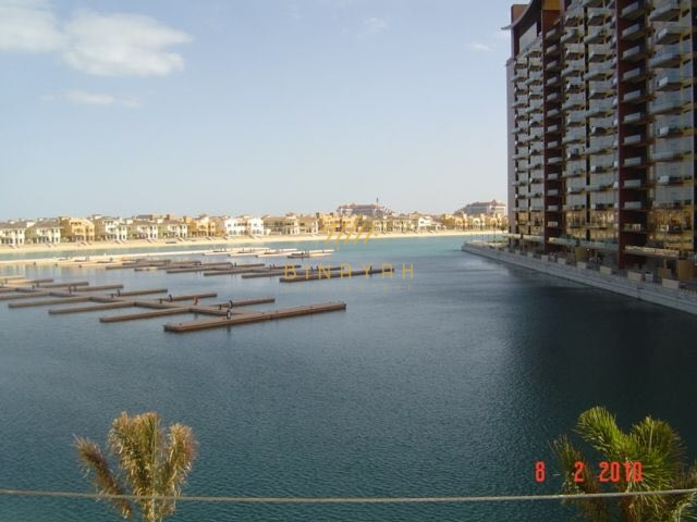 2 Bed with Large Balcony in Marina Residence