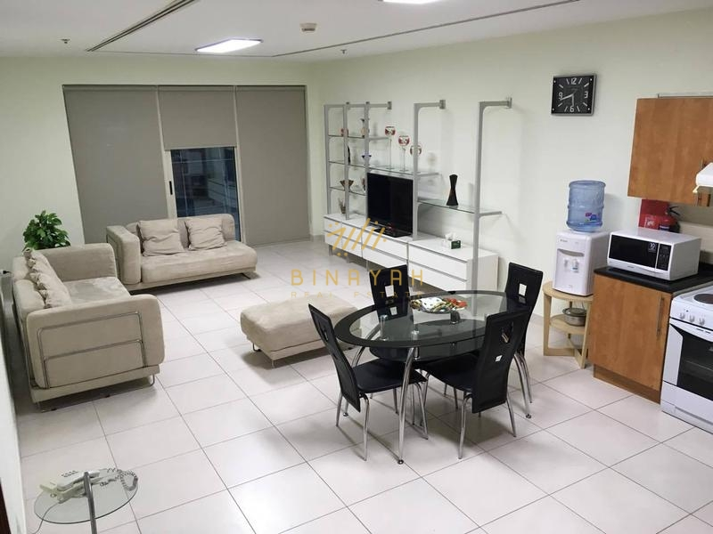 2BR Furnished Apartment in Marina View