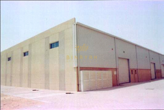 Garage with Built for Rent at Al Quoz