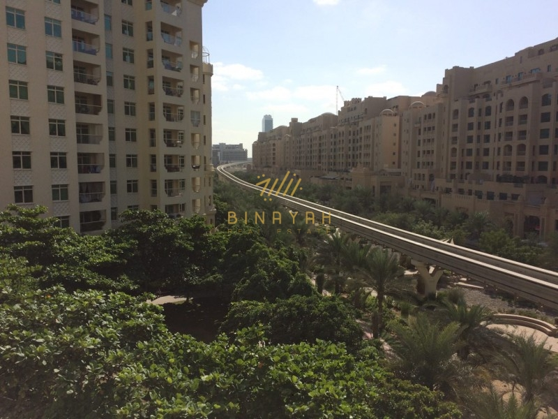 2 Beds in Mid floor Shoreline Palm Jumeirah