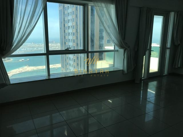 3BR Apartment on High Floor  Marina view