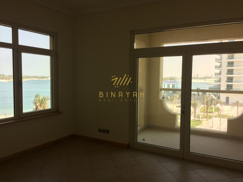 2 Bedroom with Maid full Sea View Shoreline