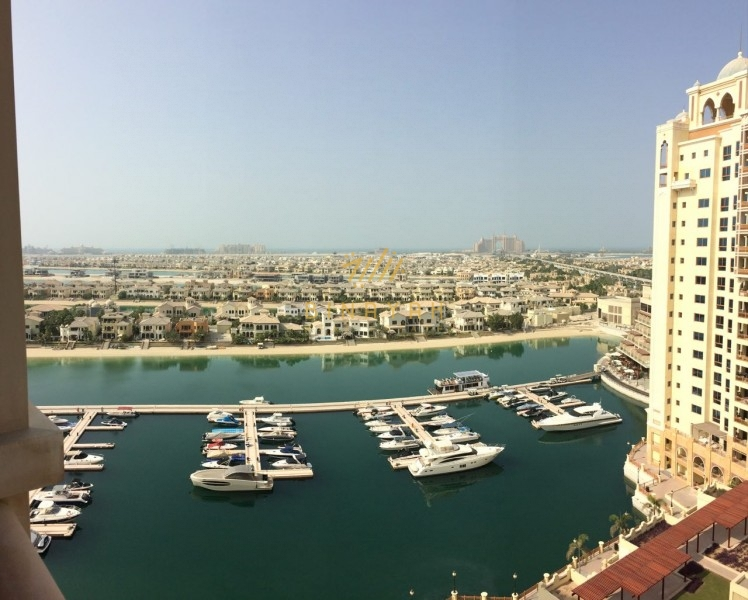 2 Beds in High Flr Atlantis view  Marina Res 2