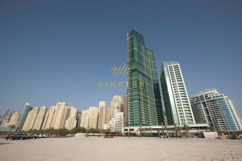 3BR plus Maids with Sea View at Al Bateen