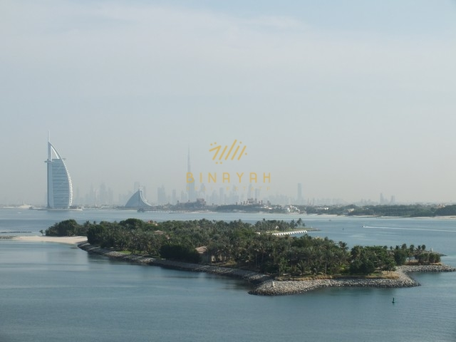 1 Bedroom in High Floor Shoreline, Sea veiw, Palm Jumeirah