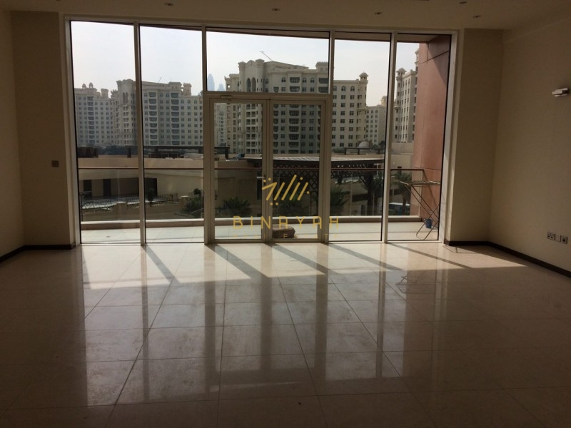 3 Bedroom for Rent in Tiara Palm jumeirah
