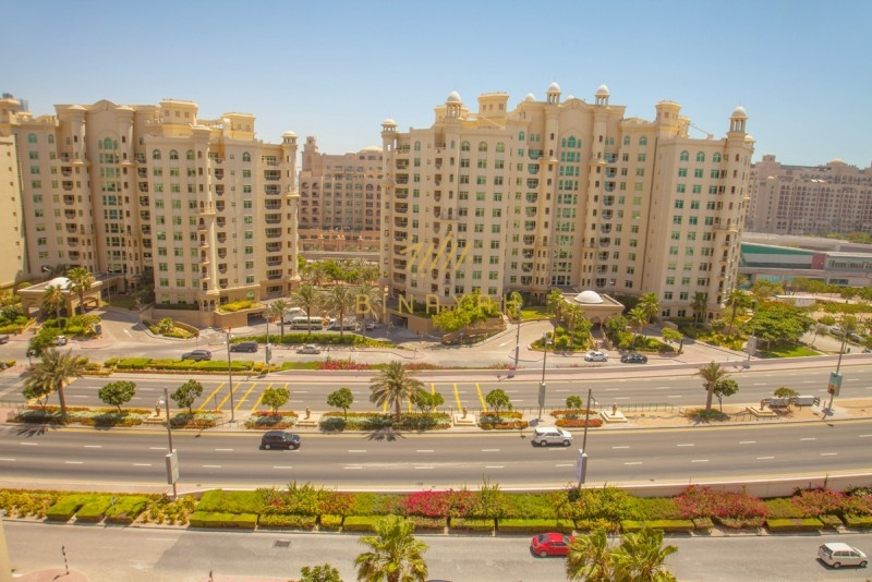 2 Bedroom with Maid,Shoreline, Palm Jumeirah