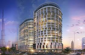 Studio In Downtown Damac Maison Majestine for Sale Distress