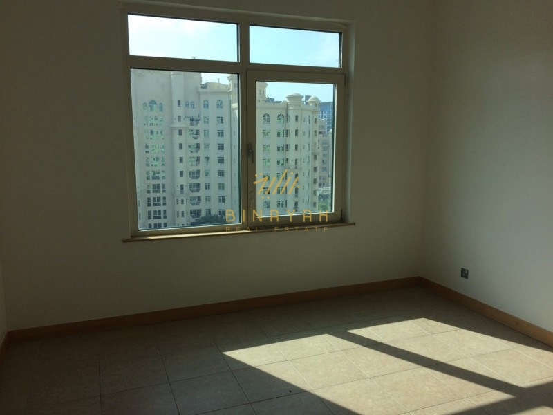 3 Bedroom, High Floor, Partial Sea view, Palm Jumeirah